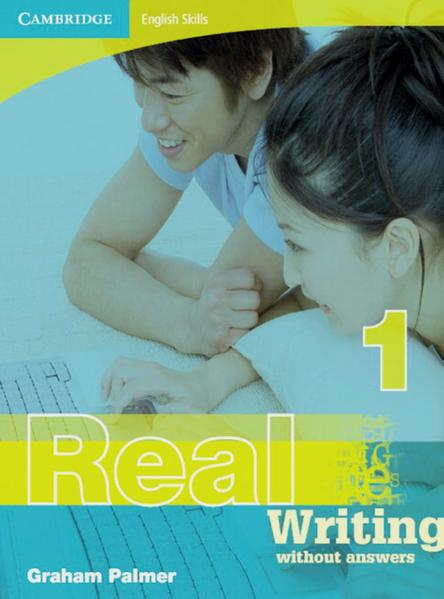 Real Writing 1 - Coverbild