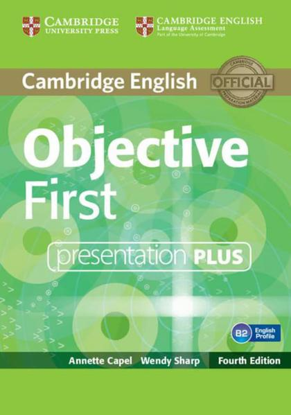 Objective First - Coverbild