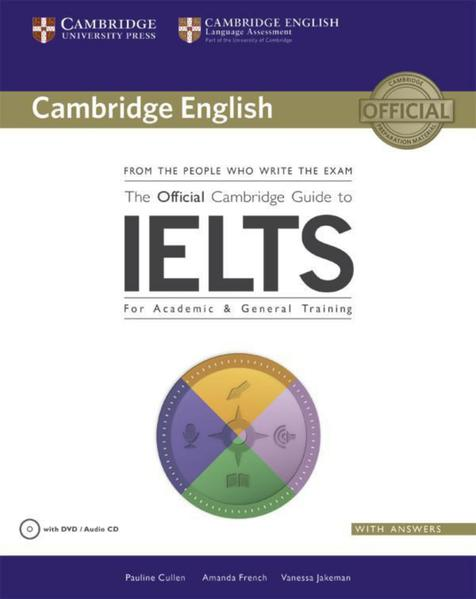 The Official Cambridge Guide to IELTS - Coverbild