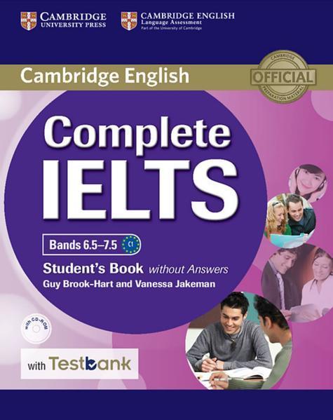 Complete IELTS - Coverbild