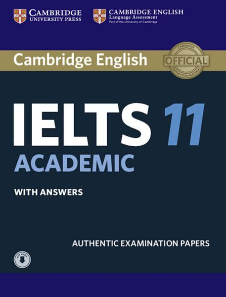 Cambridge IELTS 11 Academic - Coverbild