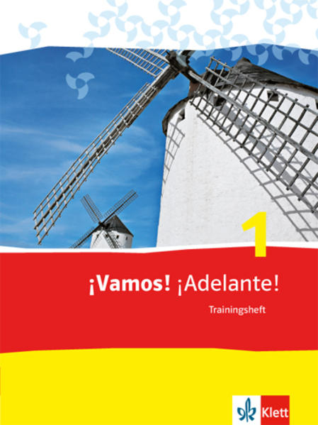 ¡Vamos! ¡Adelante! / Trainingsheft - Coverbild