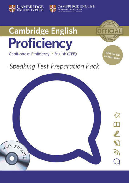 Speaking Test Preparation Pack for CPE - Coverbild