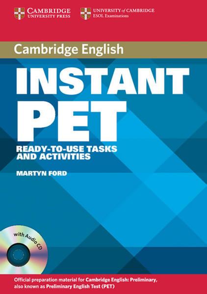 Instant PET - Coverbild