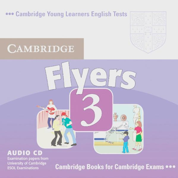 Cambridge Young Learners English Tests - Coverbild