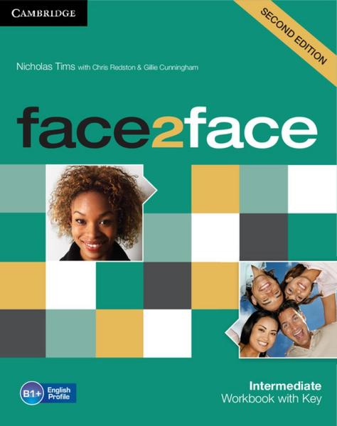 face2face (2nd edition) - Coverbild