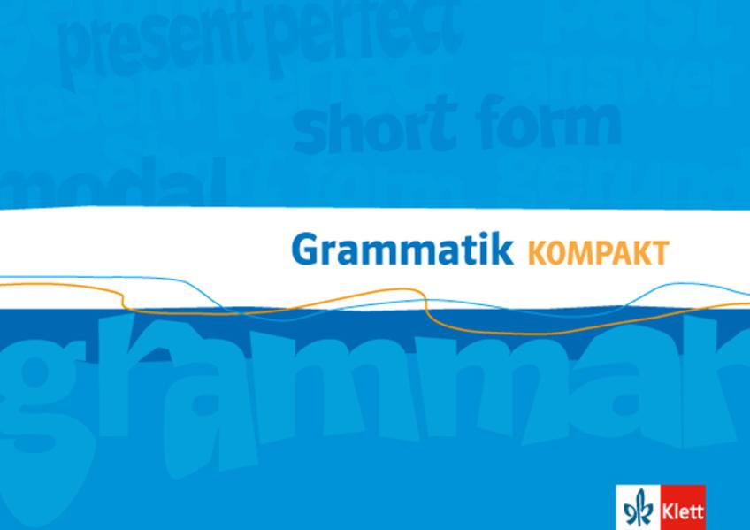 Grammatik Kompakt. Mittleres Niveau für alle Schulformen - Coverbild