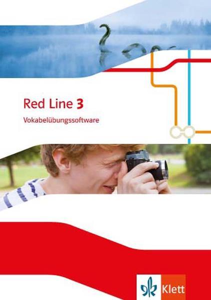 Red Line / Vokabelübungssoftware - Coverbild
