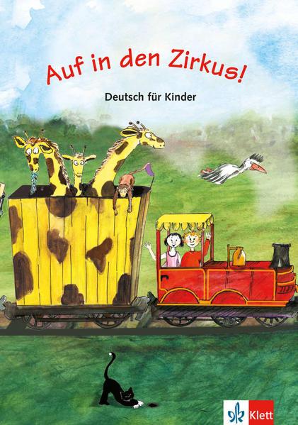 Auf in den Zirkus! - Coverbild