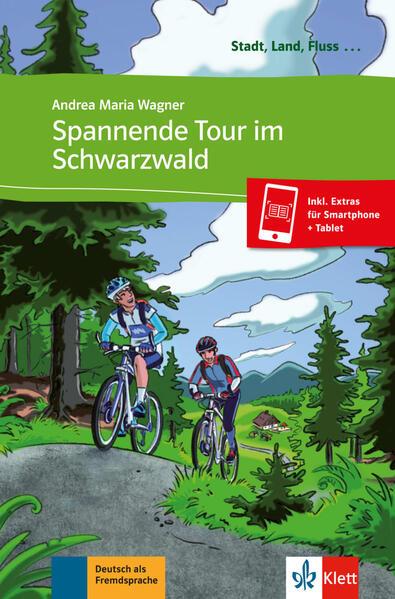 Spannende Tour im Schwarzwald - Coverbild