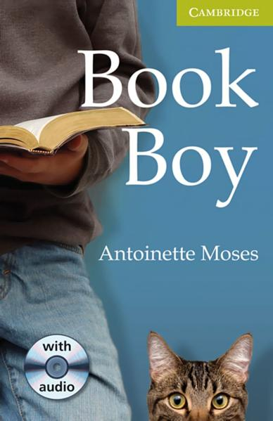 Book Boy - Coverbild