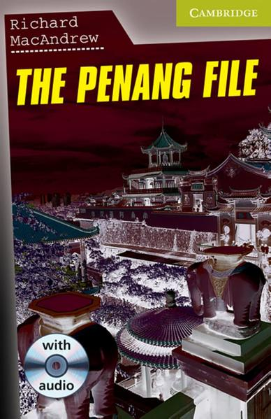 The Penang File - Coverbild