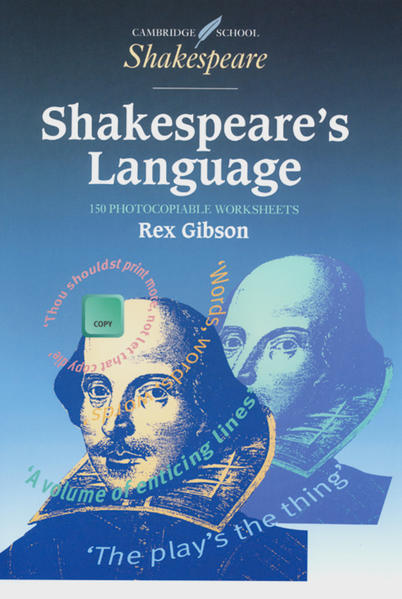 Shakespeare's Language - Coverbild
