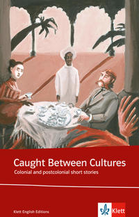 Caught Between Cultures Cover