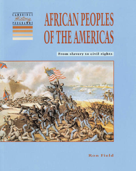 African Peoples of the Americas (From Slavery to civil rights) - Coverbild
