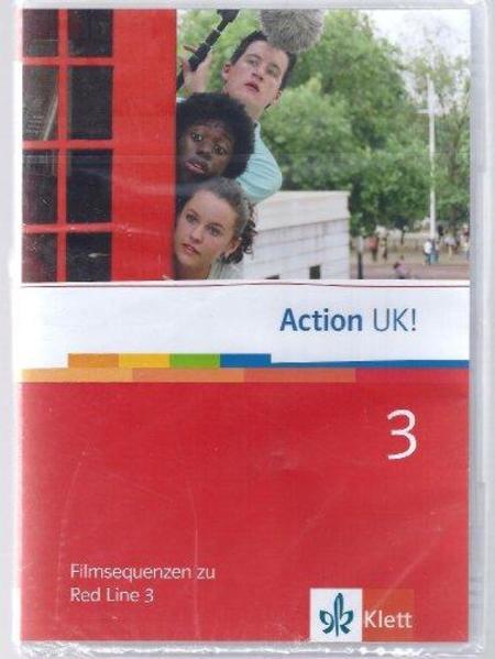 Red Line. Unterrichtswerk für Realschulen / Aktion U.K.! Video-DVD zu Band 3: 7. Schuljahr - Coverbild