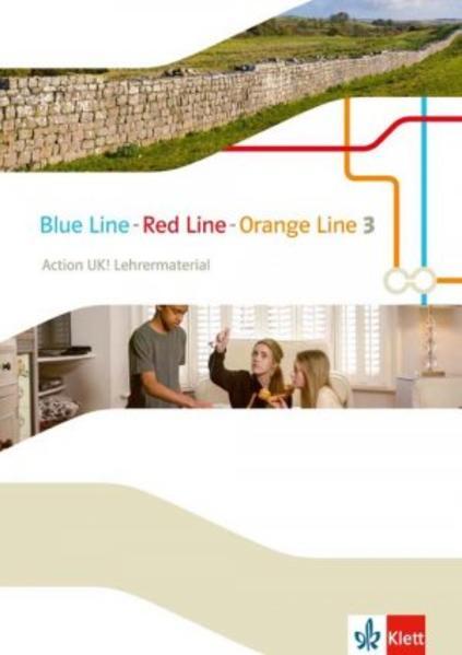Orange Line / Action UK! Video-DVD zu Orange Line 3 - Coverbild