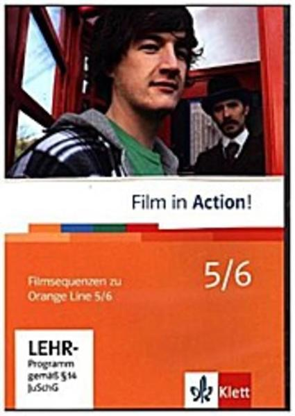 Orange Line / Film in Action! - Coverbild