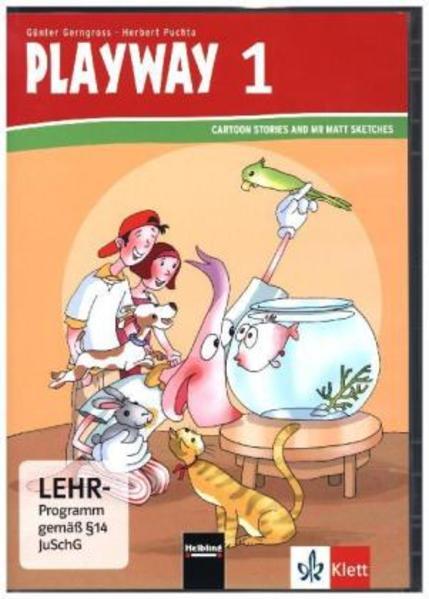 Playway to English - Neubearbeitung. ab Klasse 1 / Ausgabe Baden-Württemberg, Berlin, Brandenburg, Rheinland-Pfalz - Coverbild