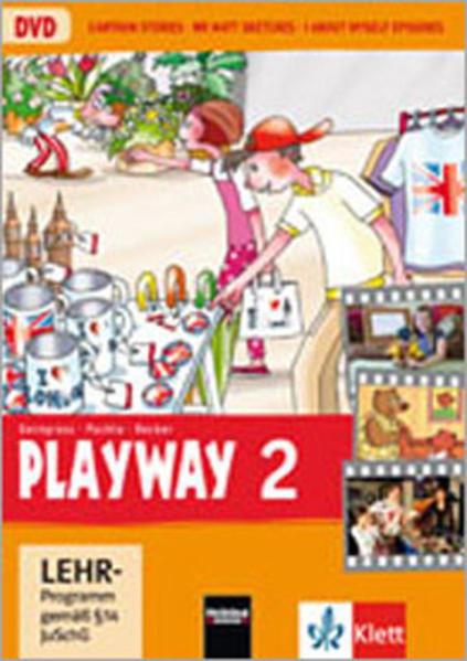 Playway. Für den Beginn ab Klasse 1 / DVD 2. Schuljahr - Coverbild
