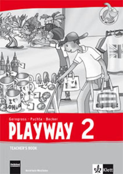 Playway. Für den Beginn ab Klasse 1 / Teacher's Book 2. Schuljahr - Coverbild