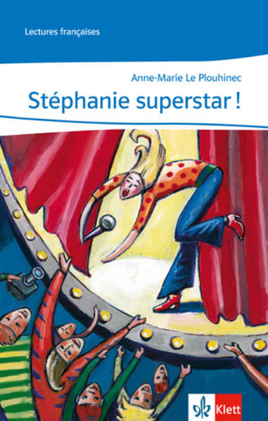 Stéphanie superstar ! - Coverbild