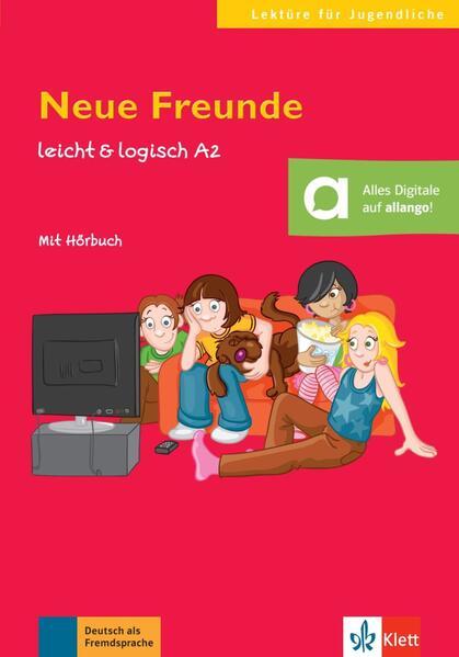 Neue Freunde - Coverbild