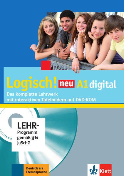 Logisch! neu A1 - Coverbild