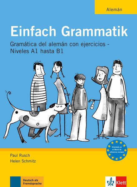 Einfach Grammatik - Coverbild