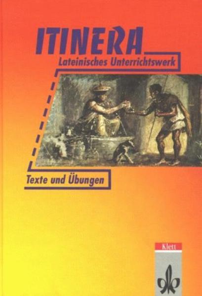 Itinera. Lateinisches Unterrichtswerk: Texte und Übungen - Coverbild