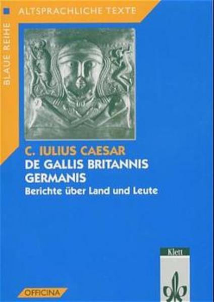 De Gallis Britannis Germanis - Coverbild