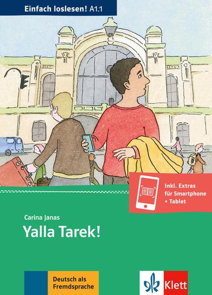 Yalla Tarek! - Coverbild