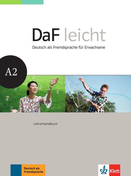 DaF leicht / DaF leicht A2 - Coverbild