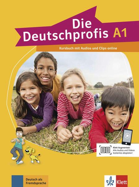 Die Deutschprofis A1 - Coverbild