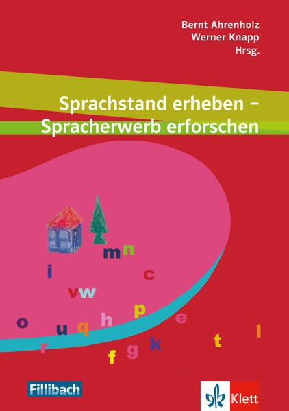 Sprachstand erheben - Spracherwerb erforschen - Coverbild