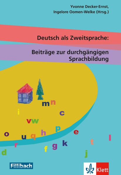 Deutsch als Zweitsprache: Beiträge zu einer durchgängigen Sprachbildung - Coverbild