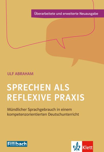 Sprechen als reflexive Praxis - Coverbild
