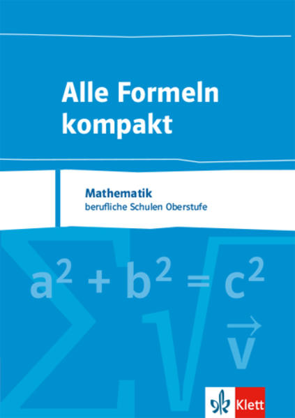 Alle Formeln kompakt - Coverbild