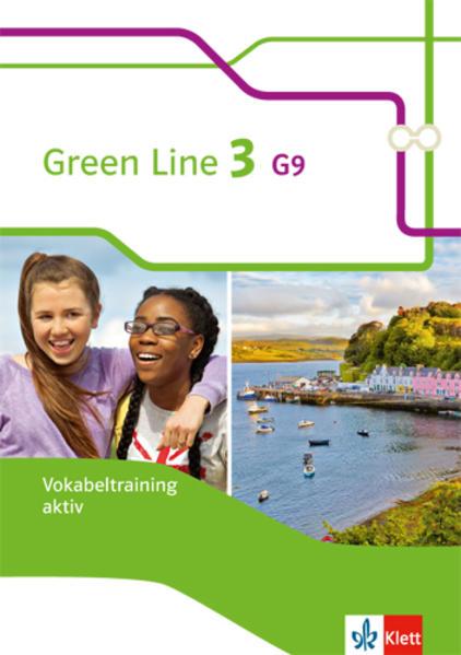 Green Line / Vokabeltraining aktiv - Coverbild