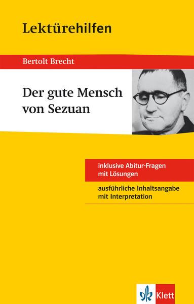 Lektürehilfen Bertolt Brecht