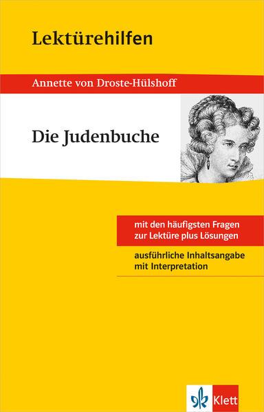 Klett Lektürehilfen Annette von Droste-Hülshoff