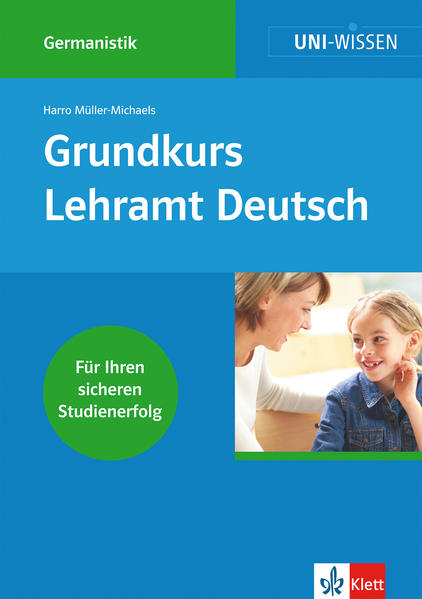 Grundkurs Lehramt Deutsch - Coverbild