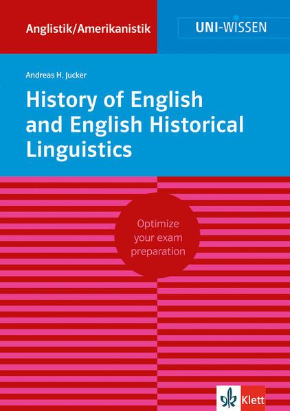 History of English and English Historical Linguistics - Coverbild