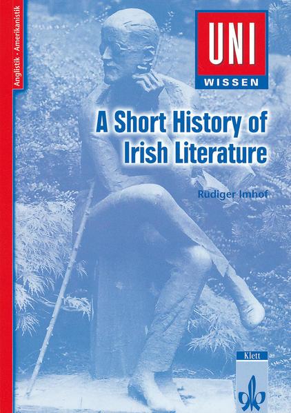 A short History of Irish Literature - Coverbild