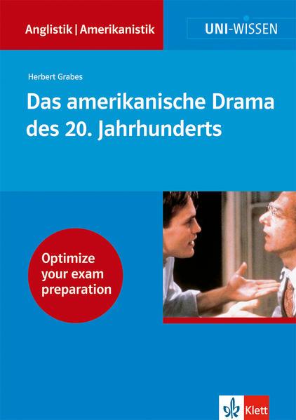 Das amerikanische Drama des 20. Jahrhunderts - Coverbild