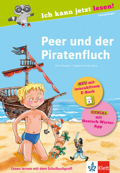 Peer und der Piratenfluch - Coverbild
