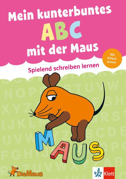 Mein kunterbuntes ABC mit der Maus