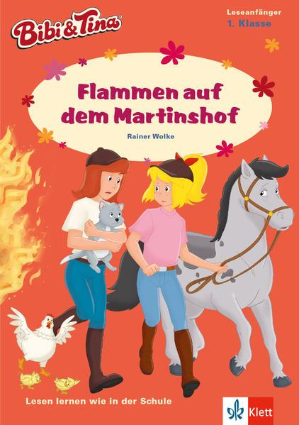 Bibi & Tina - Flammen auf dem Martinshof PDF Herunterladen