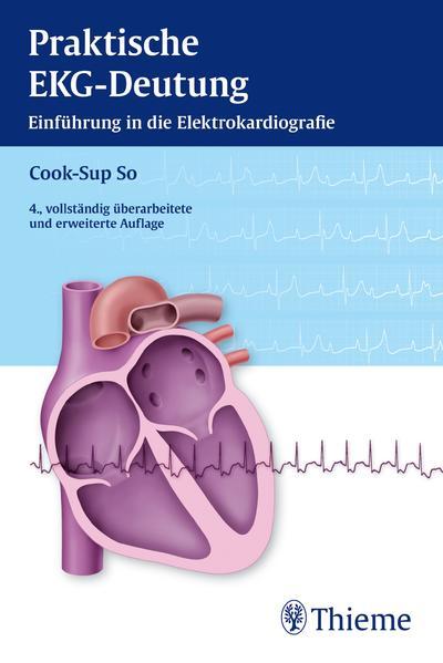 Praktische EKG-Deutung - Coverbild