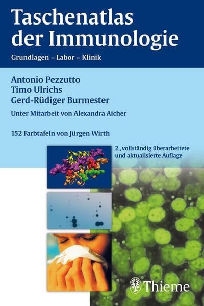 Taschenatlas der Immunologie - Coverbild